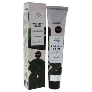 AG Hair Cosmetics 3-ounce Rosehip Balm Hair Dry Lotion