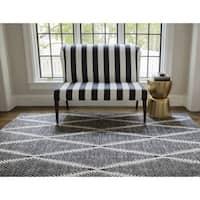 Erin Gates by Momeni River Beacon Indoor Outdoor Hand-woven Area Rug