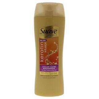 Suave Keratin Infusion 12.6-ounce Color Care Shampoo