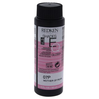 Redken Shades EQ 2-ounce Color Gloss 07P Mother Of Pearl