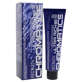 Redken Chromatics 2-ounce Ultra Rich 6Ab (6.1) Ash/Blue