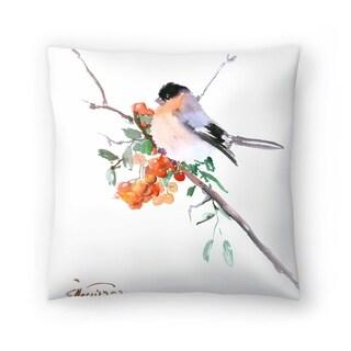 Americanflat 'Bullfinch' Throw Pillow