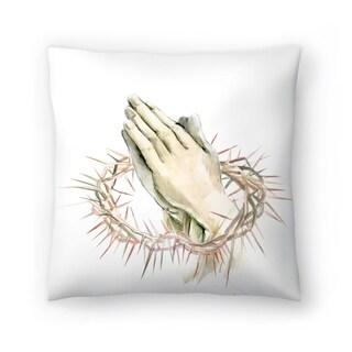 Americanflat 'Religious 2' Throw Pillow