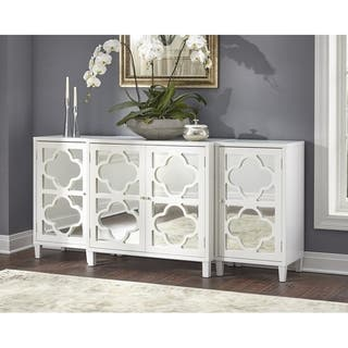 Buy White Buffets, Sideboards & China Cabinets Online at ...