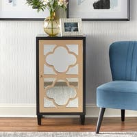 Lifestorey Broadway Mirrored Side Cabinet