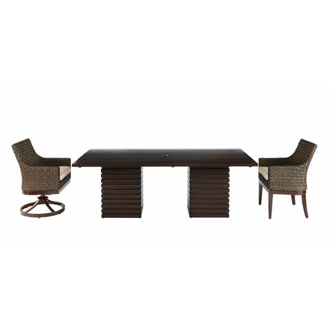A.R.T. Furniture Epicenters Outdoor - Cypress Rectangular Dining Table