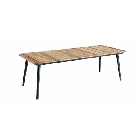 A.R.T. Furniture Epicenters Austin Outdoor - Darrow Teak Dining Table