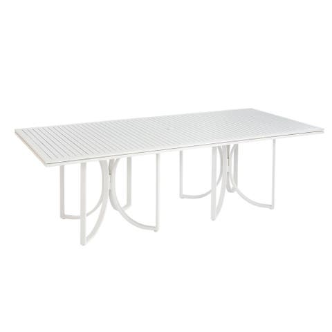 A.R.T. Furniture Cityscapes Outdoor - Empire Slat Top Rectangular Dining Table