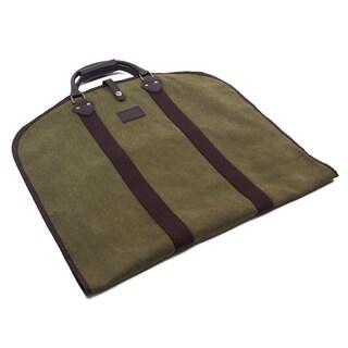 B&Co Excursion Garment Bag (Option: Green)