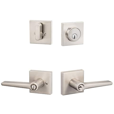 Sure-Loc Basel Square Modern Series Entry Level with Deadbolt