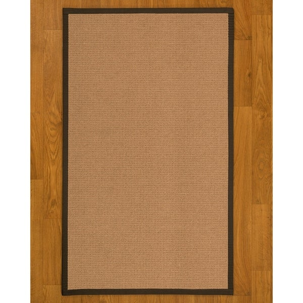 Naturalarearugs Sabina Eco Friendly Wool Area Rug Jute Backing 5 X27 X