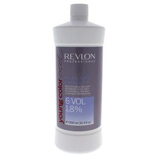 Revlon Young 30.4-ounce Color Excel Ultra Soft Energizer 6 Vol 1.8-percent