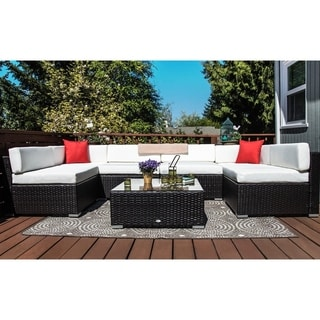 Outdoor Sofas Chairs Sectionals Online At Our Best Patio Furniture Deals