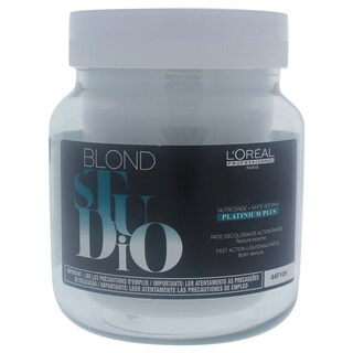 L'Oreal Professional Blond Studio 17-ounce Platinium Plus Fast Action Lightening Paste