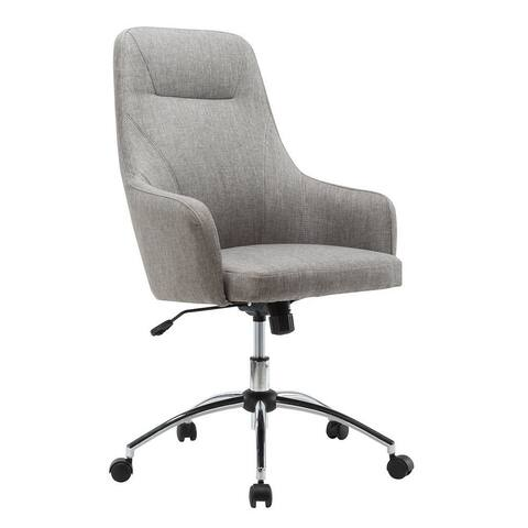 Urban Designs Comfy Height Adjustable Rolling Office Desk Chair