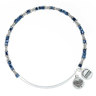 Alex and Ani The Mystics and The Magical Bangle Bracelet - Blue
