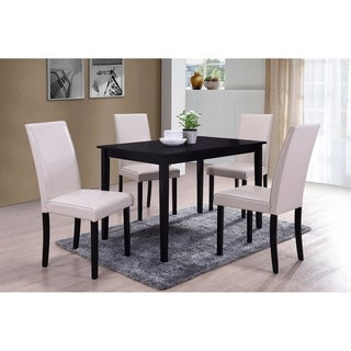 Best Master Furniture WA1200 5 Pcs Dinette Set