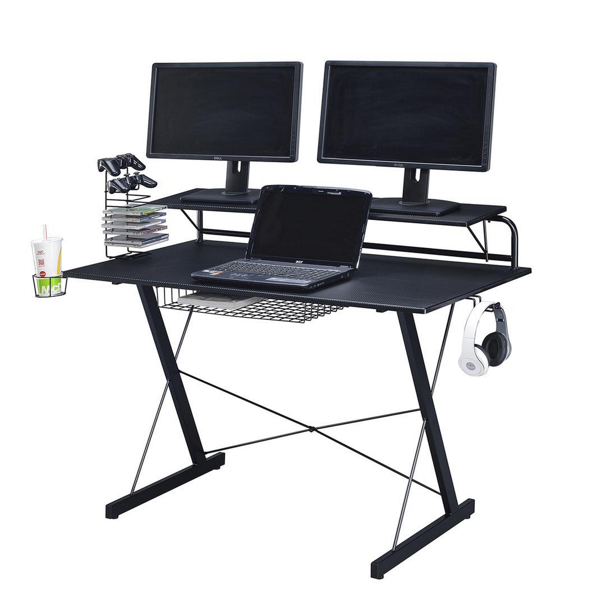 - Shop Gaming And Student Computer Desk Setup With Organizers
