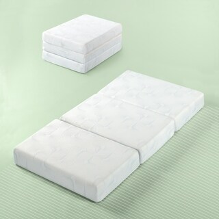 5 Inch Tri-Fold Gel Mattress Single Size (3 options available)