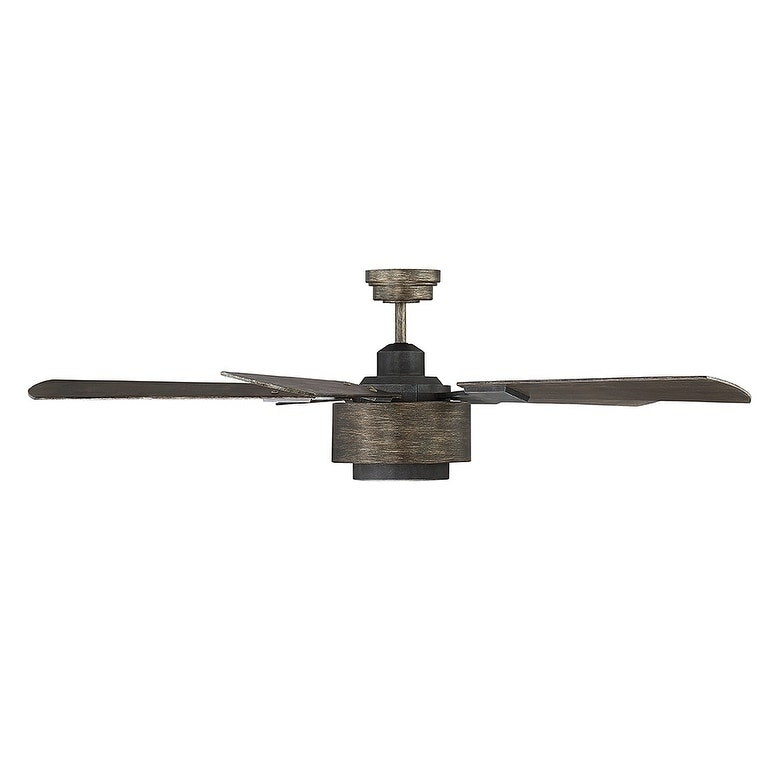 Reclaimed Wood 5 Blade Ceiling Fan