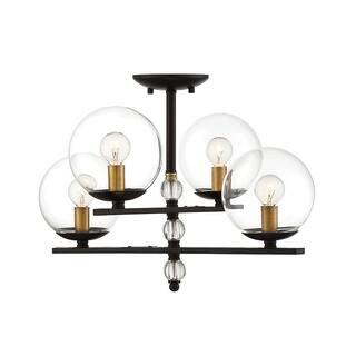 Gold Flush Mount Lighting For Less Overstock Com