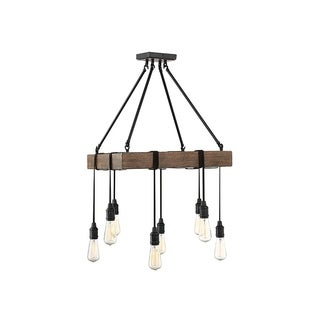 Burgess Durango 8-light Pendant