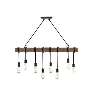 Burgess Durango 8-light Linear Pendant