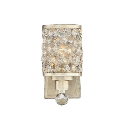 Crystal Sconces Find Great Wall