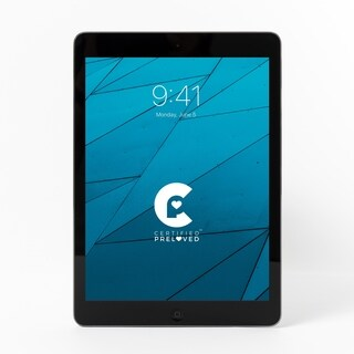 Apple iPad Air 1st Gen 16GB WiFi - Certified Preloved
