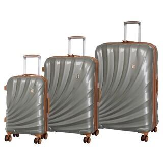 it luggage Pagoda 3-Piece Expandable Hardside Spinner Luggage Set