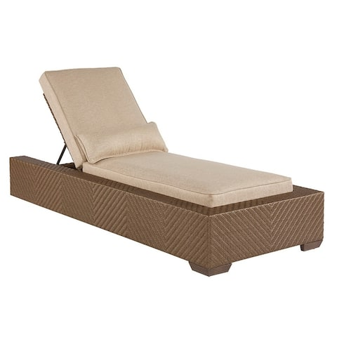 A.R.T. Furniture Arch Salvage Outdoor - Florence Wicker Chaise Lounge