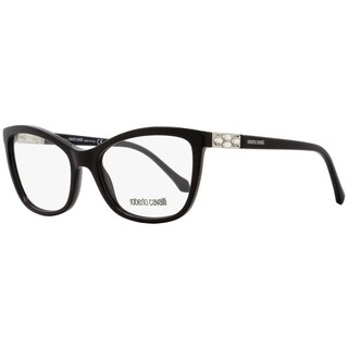 Roberto Cavalli RC867 Gacrux 001 Womens Black 54 mm Eyeglasses