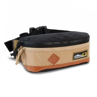 Mountainsmith Trippin Fanny Pack (Option: Black & Tan)