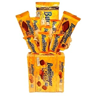 ButterFinger Chocolate Candy Bouquet