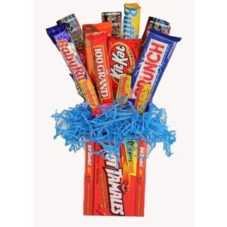 Hot Tamale Candy Bouquet