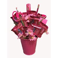 Pretty In Pink Ghiradelli Chocolate Bouquet
