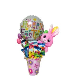 Happy Easter Candy Pail