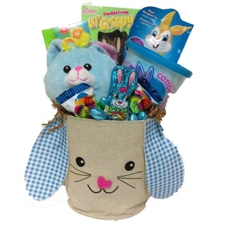 Bunny Hop Boys Easter Basket