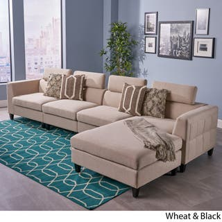 Beige Sectional Sofas For Less Overstock