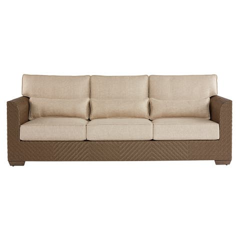 A.R.T. Furniture Arch Salvage Outdoor - Florence Wicker Sofa
