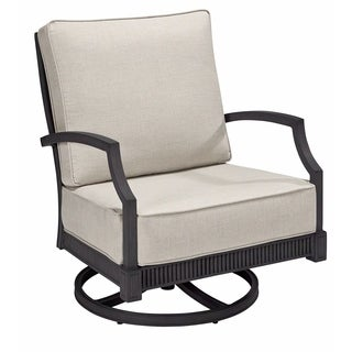 A.R.T. Furniture Morrissey Outdoor - Sullivan Swivel Rocker Club Chair - Sold as Set of Two