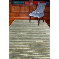 "Alison Grey Contemporary  Area Rug - 8'6"" x 11'6"""