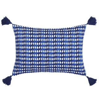Trina Turk Samba De Roda Allover Triangle Throw Pillow