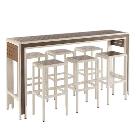 A.R.T. Furniture Cityscapes Outdoor - Chrysler Bar Set