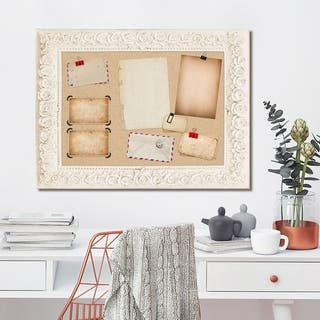 R2H Methods 'Love Letters' Dry Erase Memo Board on ArtPlexi