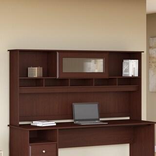 Copper Grove Burgas Hutch for 72-inch Computer Desk in Cherry