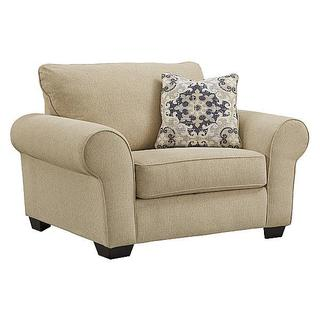Denitasse Casual Oversized Accent Chair