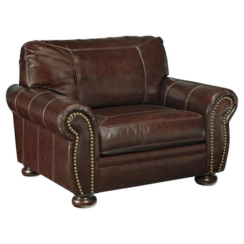 Banner Traditional Oversized Chair
