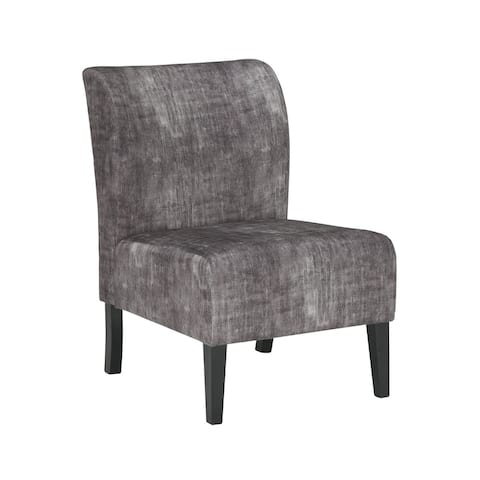 Triptis Casual Charcoal Accent Chair