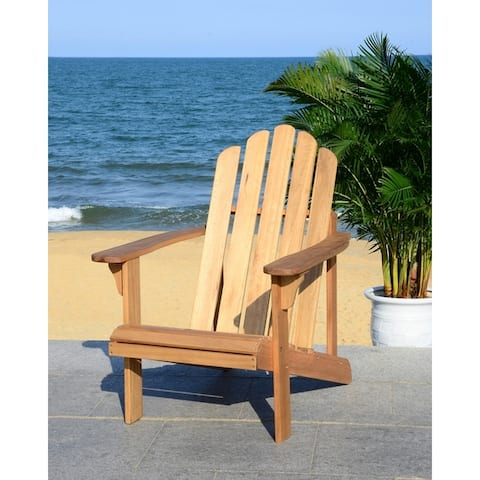 Safavieh Outdoor Living Topher Adirondack Chair